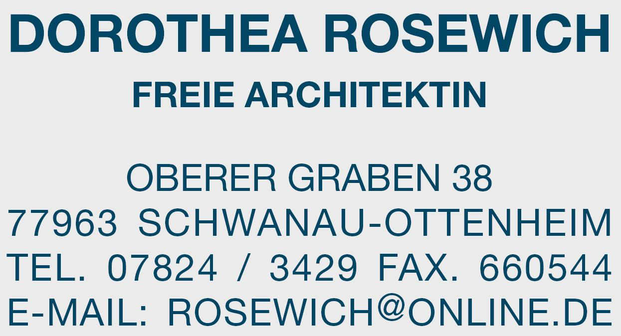 Rosewich Architektin